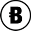 Bytecoin (BCN) Cryptocurrency Logo