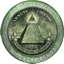 ConspiracyCoin (CYC) Cryptocurrency Logo
