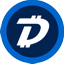 DigiByte (DGB) Exchange Rate Chart
