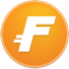 Fastcoin (FST) Cryptocurrency Logo