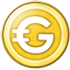 Goldcoin (GLD) Cryptocurrency Logo