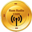 HAMRadioCoin (HAM) Cryptocurrency Logo