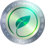 Leafcoin (LEAF) Cryptocurrency Logo