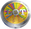 Lottocoin (LOT) Exchange Rate Chart