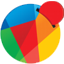 Reddcoin (RDD) Cryptocurrency Logo