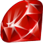 Rubycoin (RBY) Cryptocurrency Logo