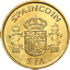 Spaincoin (SPA) Exchange Rate Chart